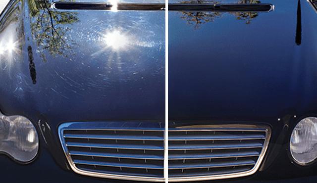 фото до и после керамического покрытия