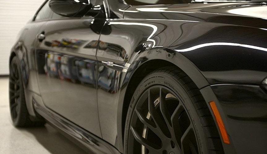 фото авто после керамического покрытия