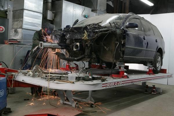 фото кузовной ремонт в иваново