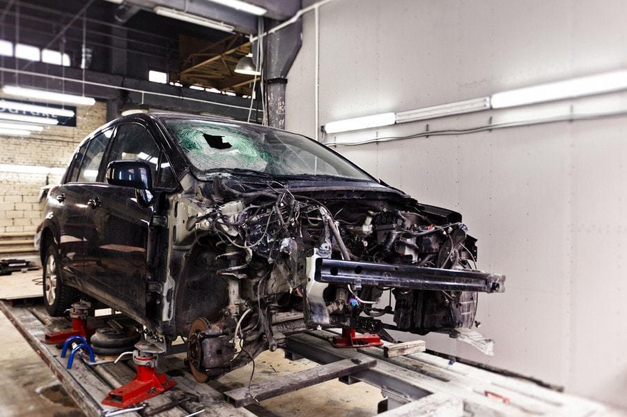 фото полный кузовной ремонт авто