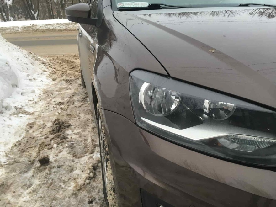 Фото Volkswagen после замены деталей